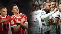 Bayern Münih'ten çirkin Beşiktaş açıklaması