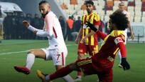 Aslan 3 gollü maçta liderliği bıraktı