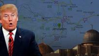 Trump'ın Kudüs kararına Beştepe'den ilk tepki: Bizim için yok hükmünde
