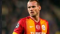 Galatasaray'ın şok kararı en çok Sneijder'i üzdü