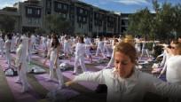 Yoga dolu hafta sonu