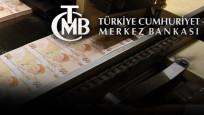 MB'nin döviz rezervi 3,75 milyar dolar azaldı