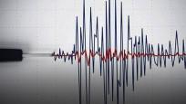 Akdeniz'de korkutan deprem!