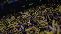 Fenerbahçe taraftarından 'istifa' protestosu
