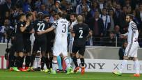 Juventus ve Sevilla tur için avantaj yakaladı