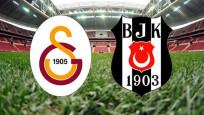 İşte Galatasaray-Beşiktaş derbisinin 11'leri