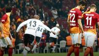 Galatasaray:0 - Beşiktaş:1