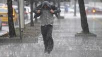 Meteoroloji'den 'çok kuvvetli yağış' uyarısı!