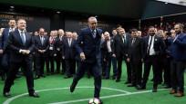 Erdoğan'dan samimi görüntüler