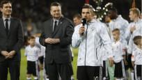 Lukas Podolski, Almanya Milli Takımı'na veda etti
