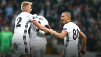 Beşiktaş'a yedek futbolcu sigortadan