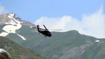 Tunceli'de helikopter düşmeden 10 dakika önce canlı yayın yapmışlar