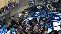 New York borsası haftanın son gününü düşüşle kapadı