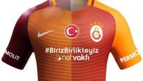 Galatasaray'dan forma sürprizi