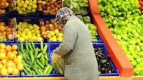 Gıda harcamaları Nisan'da arttı