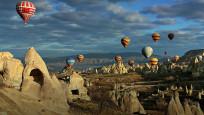 Turizm gelirleri yüzde 17 azaldı