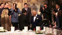 Başbakan'ın davetine hangi ünlüler katıldı