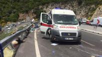 Marmaris'teki feci kazadan ilk görüntüler