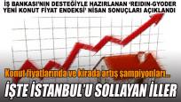 Konut fiyatlarında en çok artış Bursa'da