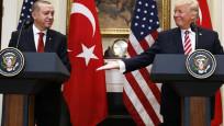 Trump ve Erdoğan'ın dikkat çeken tokalaşması