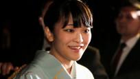 Japonya prensesi Mako 'Aşk'ı seçti, tahtı elinin tersiyle itti