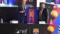 Barcelona'ya bir Türk sponsor daha!