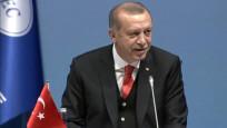 Erdoğan'dan KEİ Zirvesi'nde keyifli  Fenerbahçe sohbeti
