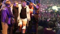 İngiltere'nin Manchester kentinde konser salonun da patlama paniği