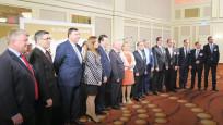 'Türk Bankacılar Gecesi'nde buluştular