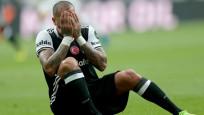 Beşiktaş'ta Quaresma sakatlandı