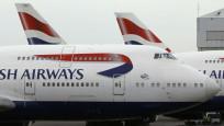 British Airways uçuşlarını durdurdu