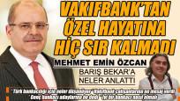 Mehmet Emin Özcan'dan müthiş mesajlar