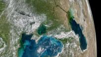 Marmara'daki bu gariplik uzaydan görülüyor