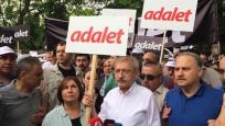 Kılıçdaroğlu'nun, Ankara'dan İstanbul'a yürüyüşü başladı