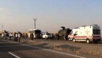 Diyarbakır'da polis aracıyla sivil araç çarpıştı: 5 ölü, 5 yaralı