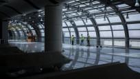 Türkler o havalimanı inşaatını 8 ayda bitirdi