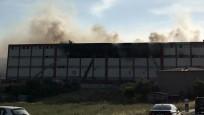 İstanbul Arnavutköy'de yangın