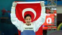Nur Tatar, Dünya Tekvando Şampiyonu oldu