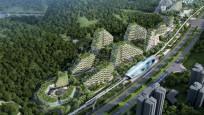 Çin ilk orman kentini inşaya hazırlanıyor