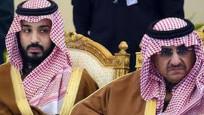 Suudi prens saraya kapatıldı