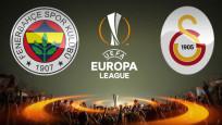 Fenerbahçe ve Galatasaray'ın Avrupa Ligi'ndeki rakipleri
