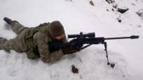 Milli Savunma Bakanlığı o videoyu paylaştı: İşte Bora keskin nişancı tüfeği