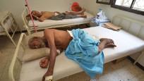 Yemen'de kolera salgınında ölenlerin sayısı artıyor