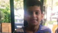 Katarlı çocuğu jandarma buldu