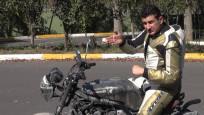 Motor üstadı Barkın Bayoğlu son yolculuğuna uğurlanıyor