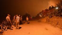 Manisa'da iki köy boşaltıldı