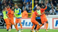 Başakşehir, Club Brugge karşısında küllerinden doğdu