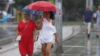 Meteoroloji'den İstanbullulara sağanak uyarısı