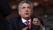 UEFA Başkan Yardımcısı istifa etti