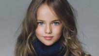 Dünyanın en güzel çocuğu Kristina Pimenova
